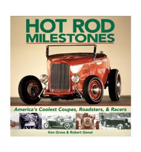 KIRJA HOT ROD MILESTONES