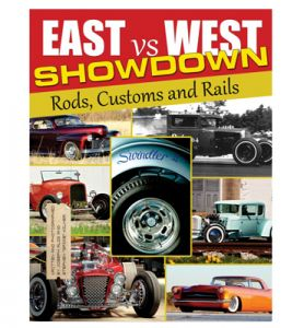 KIRJA EAST vs WEST SHOW DOWN: RODS,CUSTOMS & RAIL