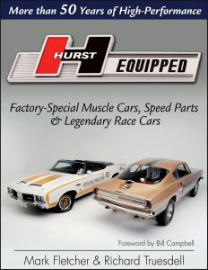 HURST EQUIPPED:MORE THAN 50YEARS OF HIGH PERFORMANCE