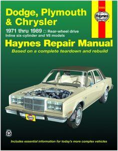 Haynes 30050 Korjausopas