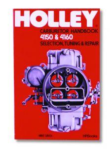 Holley 36-133 Kirja
