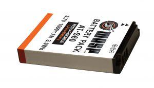 WASP 9801 Akku TACT kameraan