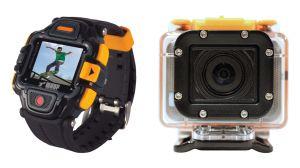 WASP 9904 Gideon Actionkamera + Rannekenäyttö