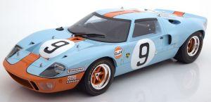 Gulf Ford GT40 -pienoismalli 1:12