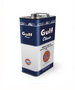 GULF CLASSIC SAE 30  5L