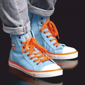 Gulf Sneaker, korkeavartiset, koko 45