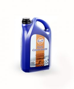 GULF COMPETITION RACING GEAR OIL SAE 75W-140 LS   1L