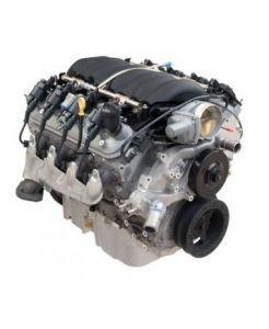 Chevrolet performance 19370411 Moottori