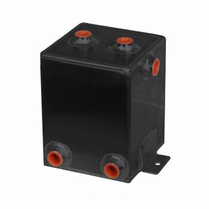 GB KI01901-02BL Keräilysäiliö musta