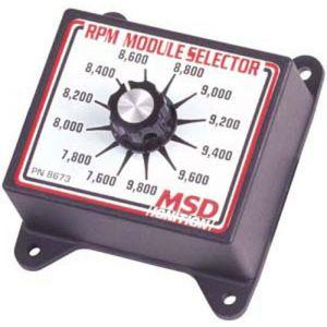 MSD 8673 Kierrostenvalitsin