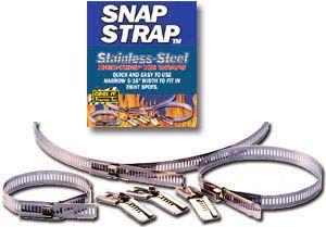 Thermotec Snap Strap -kiinnityspannat V8 kit