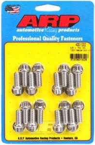 ARP 400-1202 Peltisarjan pultit