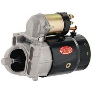 Powermaster 3655 Startti