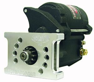 Powermaster 9600 startti