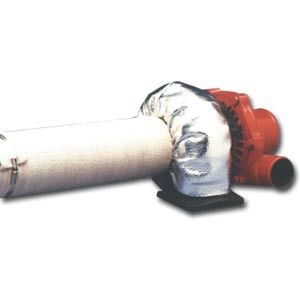 Thermotec turbon eristyssarja 4-sylinteriselle