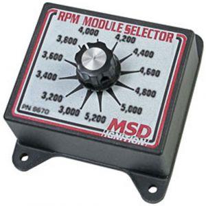 MSD 8670 Kierrostenvalitsin