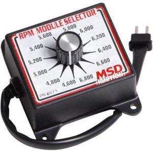 MSD 8671 Kierrostenvalitsin