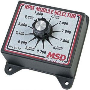 MSD 8672 Kierrostenvalitsin